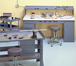Workbenches & Shop Equipment.