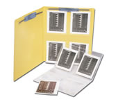 Poly Pockets for File Folders and File Binders.