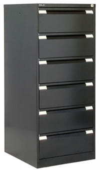 Index Card And Multimedia Storage Cabinets Cd Vhs Tapes