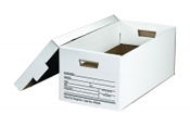 Deluxe Files Storage Boxes
