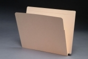 Manila Folder with Interlocking Top/End Tab