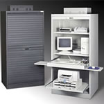 Ultimate PC Cabinet with Fan plus Thermostat.