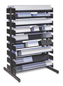Double Sided Multimedia Rack.