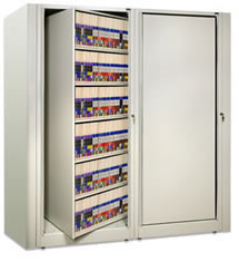 Rotary Cabinets | Ez2™ Rotary Cabinet | Rotate File Storage ...