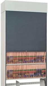 Tambour Door Kits 48 Quot Wide Unit Add A Roll Up Door For