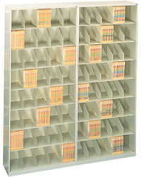 ThinStak Shelving Filing Systems.