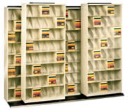 ThinStak® Mobile Shelving Systems.