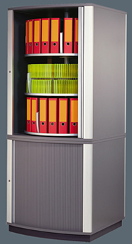 Lockfile Carousel Storage Cabinets Filing Cabinets For Binders Books Files And Media