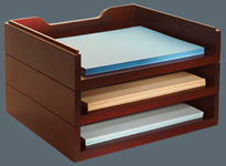 Letter Trays Stackable