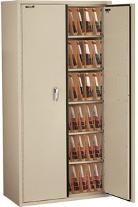 End Tab Filing Cabinet