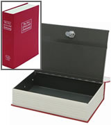 Disguised Book Safes With Lock,
