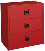 3-Drawer Signature Series Lateral Files.