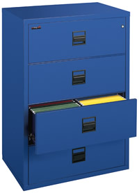 Signature Series Lateral Files.