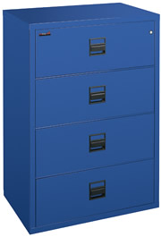 4-Drawer Signature Series Lateral Files.