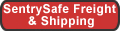 SentrySafe Products Freight and Shipping Information.