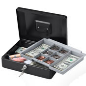 Cash Boxes/Key Boxes, secure your valuable.