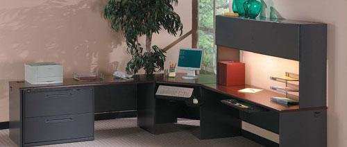 Modular Furniture System offers sytle,  flexible configuration and storage versatility.