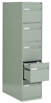 5 Drawer Vertical File.