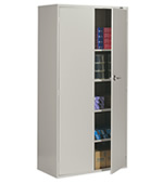 Storage Cabinets | Closed Storage Cabinets | Secure Storage Cabinets