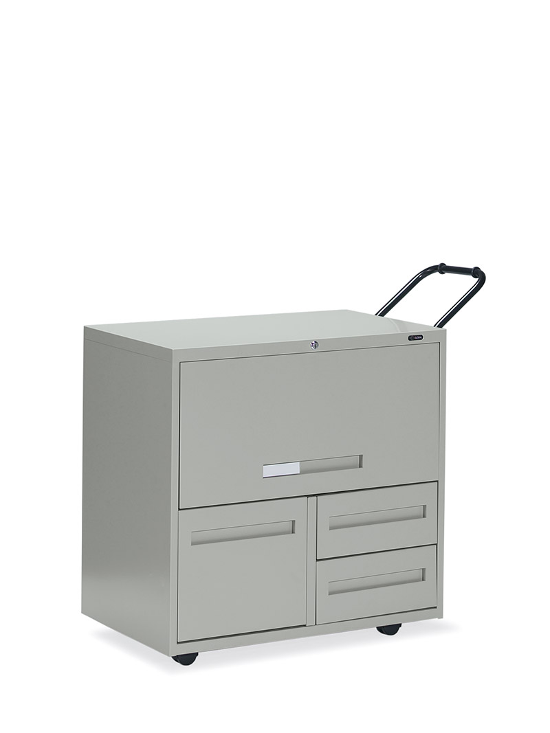 New Rolling Track Filing Cabinets For Store Everything You Need  My