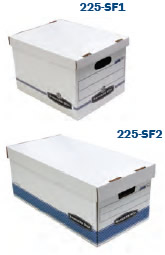 Archive File Boxes.