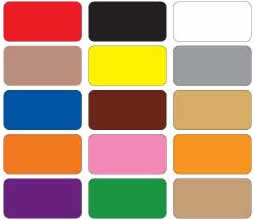 Color Labels — Crafthubs