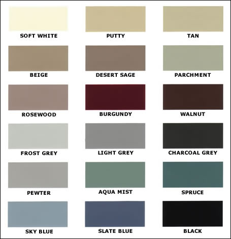 Shelf Files Cabinet Color Options