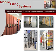 Complete Mobile Filing Systems.