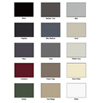 Mayline File Harbor Cabinets Paint Options.