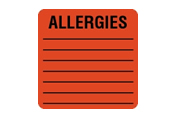 Medical Alert Labels, Index Tabs, Index Dividers and more.
