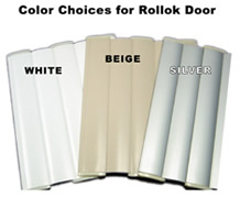 Color Options: White, Beige, Silver