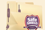 Fastener Folders with SafeSHIELD® Coated Fastener Technology.
