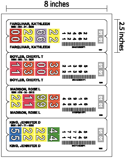 colorbar conversion labels custom factory printed labels filing