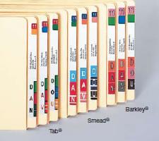 Colorbar Label Software Smead Custom Labeling Design