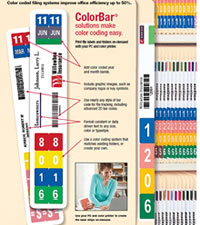 Print File Labels And Folders On Demand With Your PC Color Printer