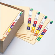 Custom Conversion Labels Preprinted Labels Filing