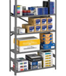 ESP Shelving will deliver economical, dependable storage in office stock rooms.