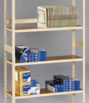 Regal Shelving offers built-in versatility.