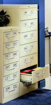 Card Files Storage | Multimedia Cabinets CDs, DVDs, VHS, Media Filing