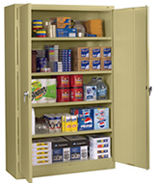 Attractive Office Supplies Jumbo Storage Cabinets.
