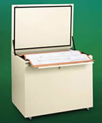 Large document storage drafting equipments engineering supplies planfile full insulated fire and water resistant malvernweather Choice Image